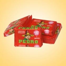 Pedro - Tradiční žvýkačky s tetováním 12 x 5 ks