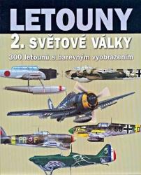 Kniha Letouny 2. světové války