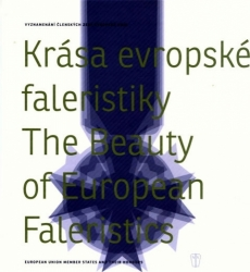 Kniha Krása evropské faleristiky