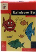 Barevný papír A4 RAINBOW 80 FLUO