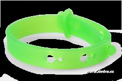 Náramek - odpuzovač komárů a hmyzu Odpuzovač komárů zelený