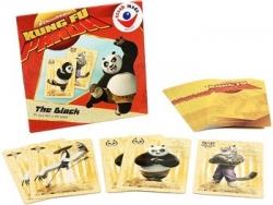 Karetní hra Černý Petr - KUNG FU PANDA