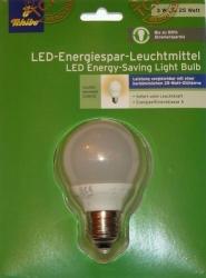Úsporná žárovka LED 3W=25W