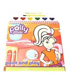 Polly Pocket sada paint and play