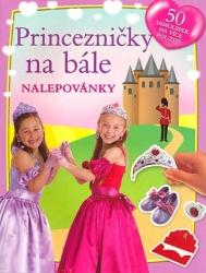 Samolepky - Princezničky na bále