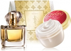 Avon Dárková sada TODAY Tomorrow Always Forever TODAY EdP 50 ml + Tělový krém TODAY 150 ml