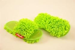 Úklidové botky SAMOCHODKY zelené 41-45 Dedra