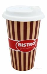 Termohrnek porcelánový Keliméro BISTRO 275 ml